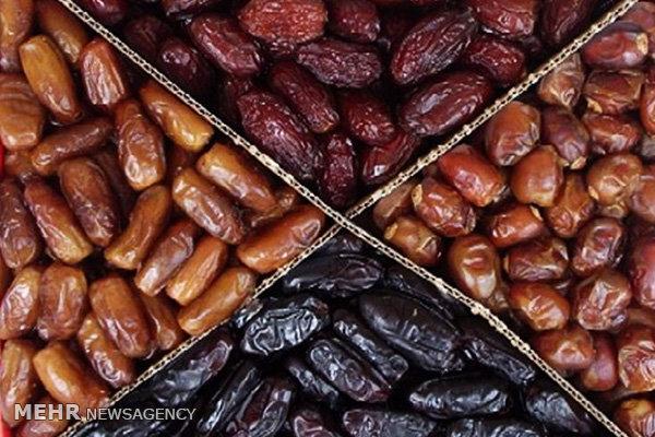 افزایش قیمت خرما در بازار به خاطر صادرات است