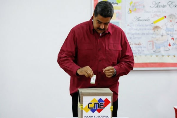 Venezuela presidential election 2018 kicks off