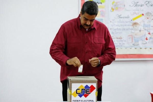 Venezuela presidential election 2018 kicks off