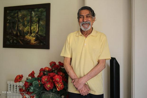 گفتگو با صادق عبداللهی