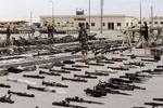کشف موشکهای صهیونیستی «لاو» در درعا