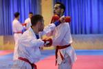 بازدید وزیر ورزش و جوانان از اردوی تیم ملی کاراته