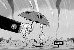 Günün karikatürü: Etkisiz eleman BM!