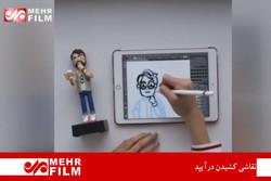 نقاشی کشیدن در آیپد