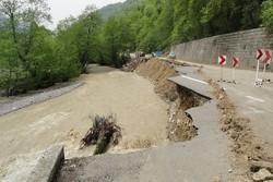 هشدار خطر سیلاب در برخی استانها