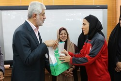 حمایت شهرداری تهران از بانوان قهرمان فوتسال آسیا