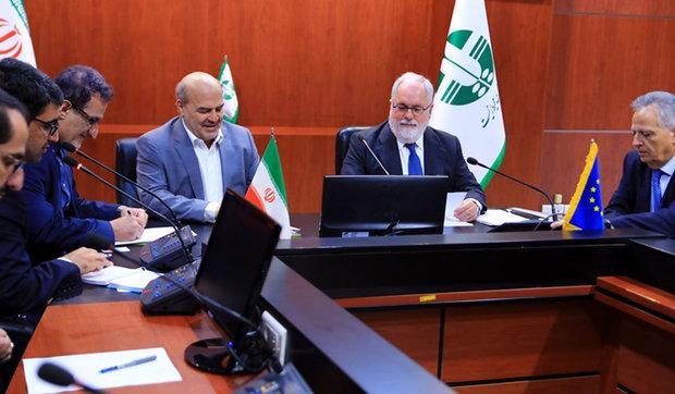 Iran-Europe seek increased environmental coop.
