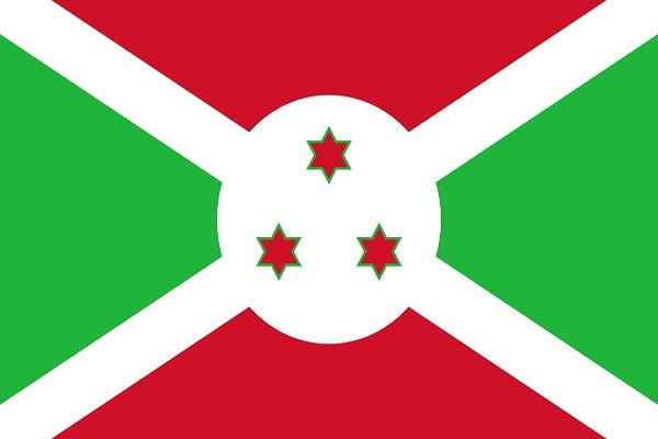 پرچم بروندی
