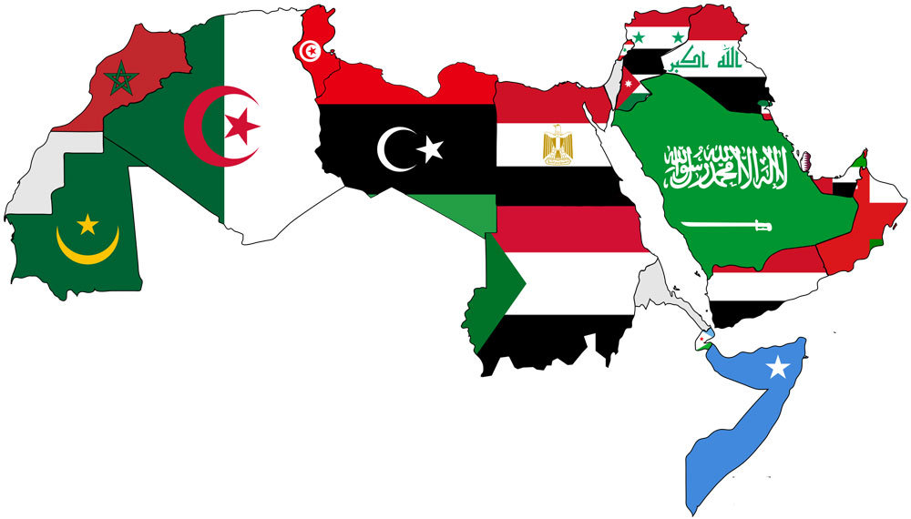 The spineless Arab world