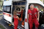 انفجار اتوبوس در «دونباس»