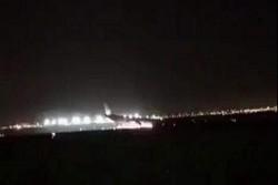 فرود اضطراری یک فروند هوایپمای سعودی در فرودگاه ملک عبدالعزیز