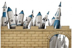 Karikatür: İsrail'in demokrasi sembolleri