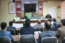 مقاومت و بصیرت ملت ایران مشتی محکم بر دهان دشمنان نظام است