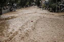 سیل در شمیرانات/یک نفر مفقود شد