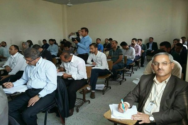 Second Farsi proficiency exam held in Erbil