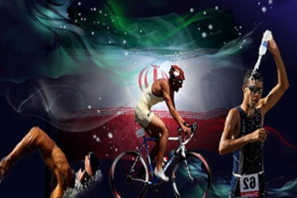 Iranian athletes to participate in World Military Triathlon C'ships