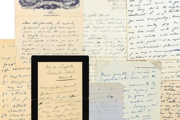 نامههای مارسل پروست دیده میشوند/ یک مجموعه باارزش زیر چکش حراج
