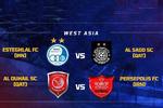 برسبوليس في مواجهة الدحيل القطري ضمن ربع نهائي دوري أبطال آسيا