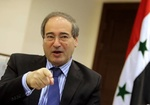 Syria says Iran, Hezbollah withdrawal not up for discussion