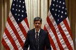 منوچین وزیر خزانه داری آمریکا