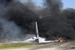 سقوط هواپیما در آمریکا
