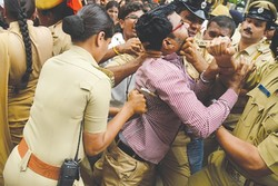 درگیری در هند