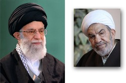 """قائد الثورة يعزي بوفاة حجة الإسلام """"غلامرضا حسني"""""""