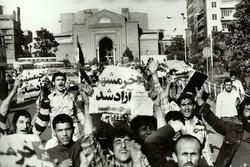 شادی مردم لبنان وسوریه برای آزادسازی خرمشهر