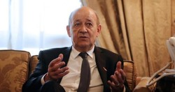 Iran sanctions will further endanger Mideast: French FM