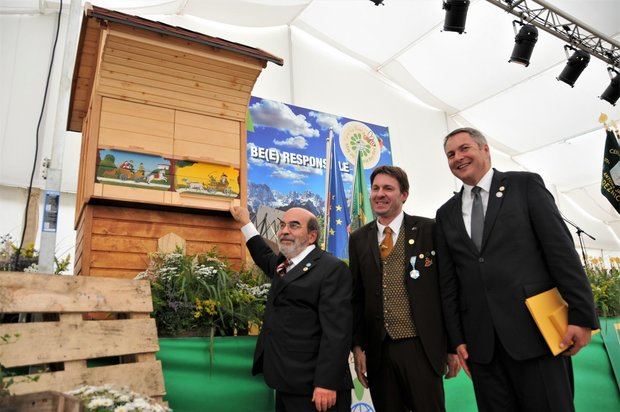 Slovenia, world celebrate inaugural World Bee Day