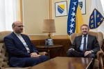 Bosnia to stand by EU in supporting Iran nuclear deal