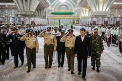 آئین شکرگذاری به مناسبت سالروز آزادسازی خرمشهر