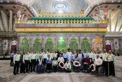 مراسم احياء الذكرى السنوية لتحرير مدينة خرمشهر  /صور