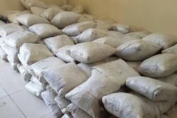 بیش از یک تن انواع مواد مخدر در سیستان و بلوچستان کشف شد