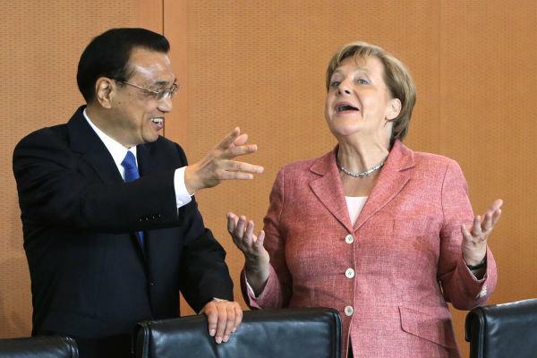 بكين وبرلين : تداعيات الغاء الاتفاق النووي لاتحمد عقباها