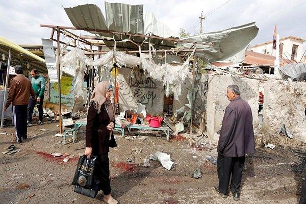 4 قتلى على الأقل وإصابة 15 بتفجير انتحاري في بغداد