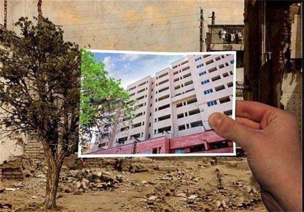 ۴۰ درصد خانوارهای تهرانی زیر خط فقر مسکن هستند