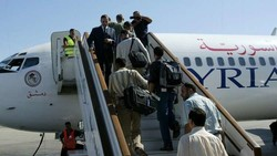 هواپیمایی سوریه