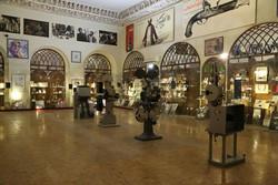 تالار موزه سینما