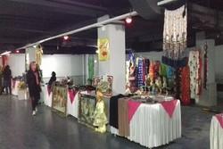 جمعه بازار خاتون در سنندج افتتاح شد