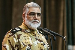 Iran's armed forces well aware of US military positions in ME