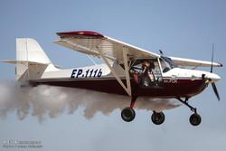 """İran'ın Bircend kentinde """"uçuş"""" festivali"""