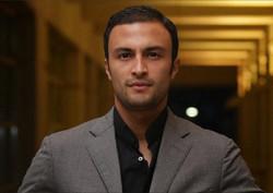 Actor Amir Jadidi (Photo by Elnaz Nasiri)