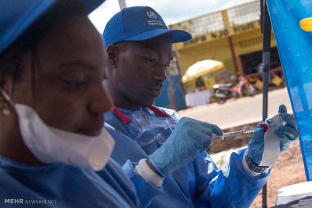 کانگو میں ایبولہ وائرس کی وبا سے اب تک 1000 سے زائد افراد متاثر