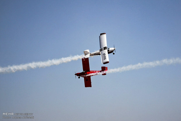 جشنواره پرواز در بیرجند