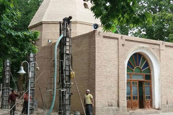 رشد ۱۰ درصدی بازدید از مناطق تاریخی و گردشگری تایباد