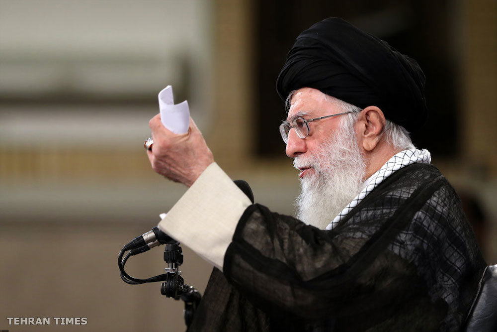 Ayatollah Khamenei sets seven conditions for Europe to save nuclear deal