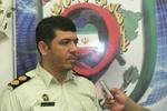 حسین صادقی کاشان رئیس پلیس فتا استان سمنان - کراپشده