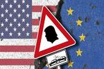 اختلافات آمریکا و اروپا