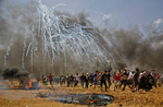 Gaza #Returnprotests continue with 120 martyrs